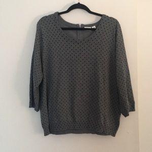 Cato Polka-dot Sweater